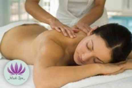Medi Spa - One Hour Deep Tissue Full Body Massage  - Save 60%