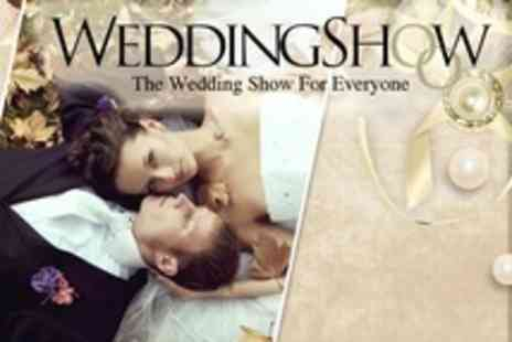 UK Wedding Show - The National Gay Wedding Show, Echo Arena Tickets - Save 56%