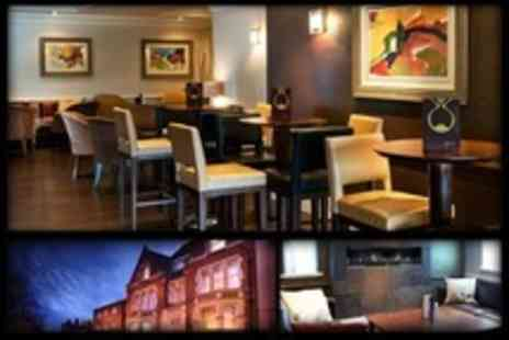 St Johns Hotel - In West Midlands One Night Stay For Two With Dinner, Sparkling Wine and Breakfast - Save 44%