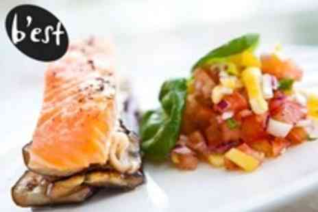 Best - Three Course Anglo French Meal For Two - Save 57%