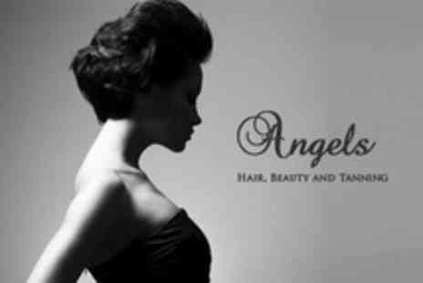 Angels Hair - Restyle Cut - Save 68%