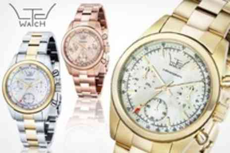 LTD Watch - �Vintage Retro' Limited Edition Ladies Watches - Save 64%