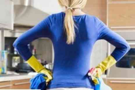 L & S Cleaning Services - Comprehensive House Clean of Four Rooms, Kitchen, Oven, Lounge - Save 61%
