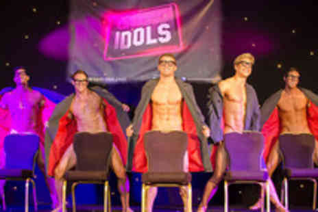 Dream Idols - Ticket to the male revue show 2013 plus VIP entry & cocktail - Save 58%