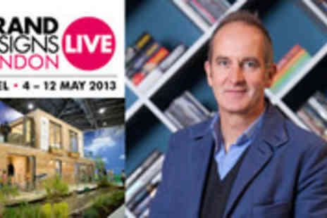 Media 10 - Tickets to Grand Designs Live London 2013 - Save 50%