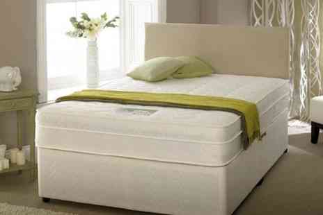 LMR Home - Luxury single healthopaedic memory foam mattress - Save 70%