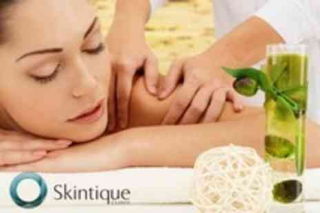 Skintique Clinic - Massage of Choice - Save 60%