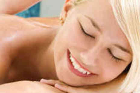 Healing Touches - Consultation, Massage, and Sauna Session - Save 66%