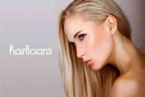 Hairticians - Highlights and Restyle Cut - Save 63%