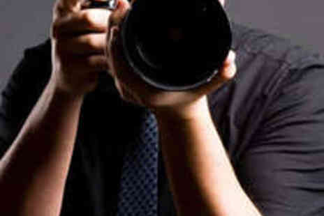 Michael Lau Photography - Three Hour Digital SLR Photography Course - Save 81%