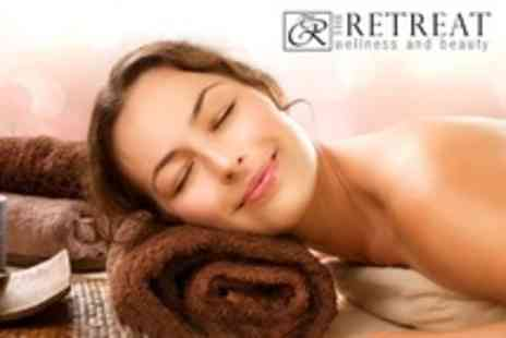The Retreat Wellness - Swedish or Aromatherapy Massage, Express Jessica Manicure and Dr Belter Facial - Save 60%