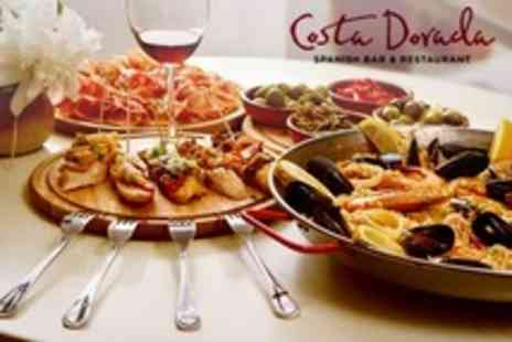 Costa Dorada - Spanish Cuisine - Save 55%