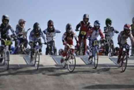 Cyclopark - BMX Induction and Coaching a fun half term activity - Save 47%