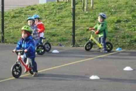 Cyclopark - Family Entry to Play Park With Strider Cycling Sessions - Save 37%