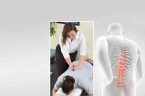 Back to Health - Chiropractor Chiropractic Examination Treatment Back Spine Posture - Save 84%