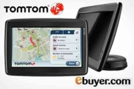 Ebuyer.com - TomTom GO LIVE 825 EU Satnav With Access to Lifetime Maps - Save 27%