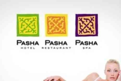 Pasha Spa - Six Sessions of IPL Hair Removal on One Large - Save 93%