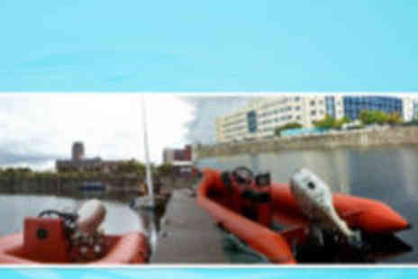 Liverpool Watersports Centre - Powerboat ride  - Save 60%