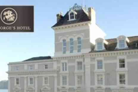 St Georges Hotel - Two Nights For Two With Breakfast Plus Bottle Of Prosseco On Arrival - Save 61%