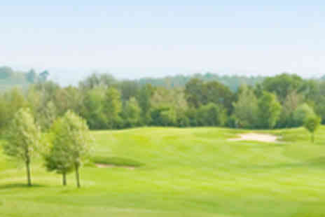 Donnington Grove Country Club - 18 Holes of Golf for Two Including Buggy Hire - Save 66%