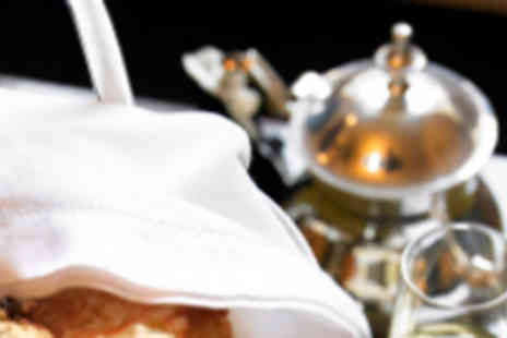 Eat on the Green - Champagne Afternoon Tea for Two - Save 52%