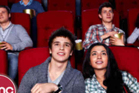 AMC Cimema - Price Dropped to £1 instead of £8.50 for a Movie Ticket of Your Choice to Birmingham's AMC Cinema - Save 88%