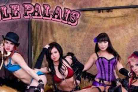 Pole Palais - Five Week Introductory Course to Burlesque Dancing - Save 70%