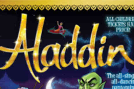 Greenwich Theatre - Family Ticket to Aladdin - Save 51%