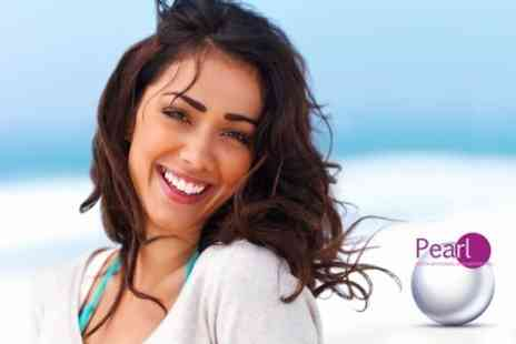 Pearl National - Laser Teeth Whitening and Consultation for £75 - Save 79%