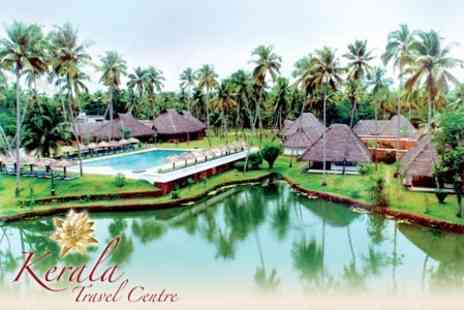 Kerala Travel Centre - Seven Day Luxury Tour of Kerala, South India for One Person - Save 50%