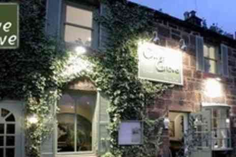 Olive Grove - Three Course Mixed Or Vegetarian Mezze For Two - Save 60%