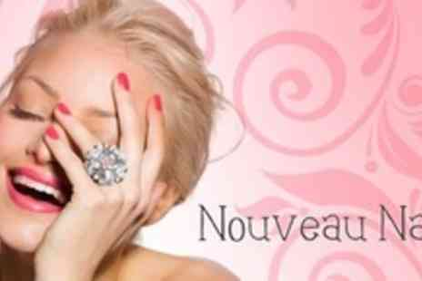 Nouveau Nails - Acrylic Nails and Infills plus Hand Massage - Save 62%