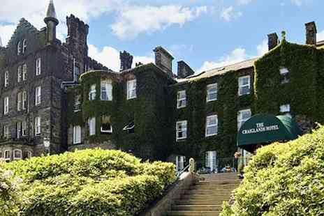 The Craiglands Hotel - Two night Yorkshire Dales stay for two - Save 65%