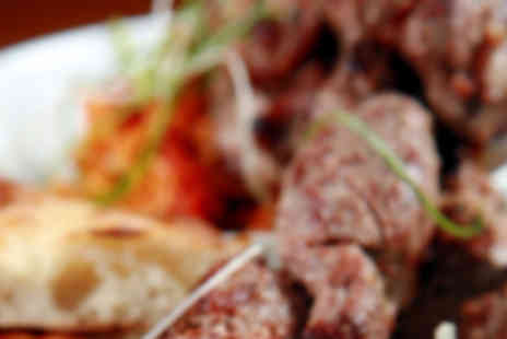 Istanbul Grill - Three Course Meal for Two with Sides and Drinks - Save 50%