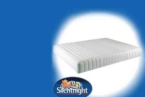 Silentnight - Silentnight Memory Foam Mattress Single - Save 47%
