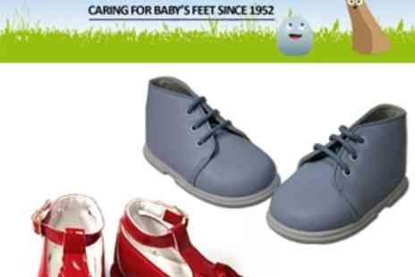 Early Days - A wide selection of babies and childrens shoes - Save 50%