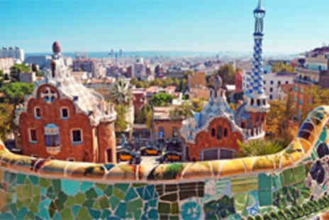 Clear Sky Holidays - 4* city break to Barcelona including breakfast and return flights from £129pp - Save 50%