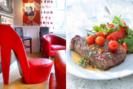 Marco Marco Restaurant - Northwich 3 Course Italian Dinner for 2 - Save 53%