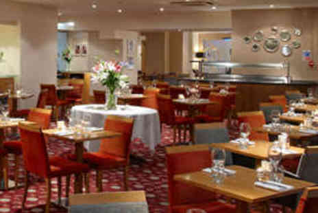 County Thistle Hotel - Three Course Sunday Lunch for Two - Save 56%