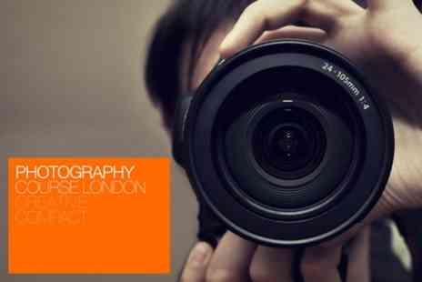 Photography Course London - Beginners' Compact Digital Photography Workshop for £29 - Save 67%
