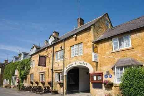 The Crown Hotel - In Cotswolds Two Night Stay For Two - Save 50%