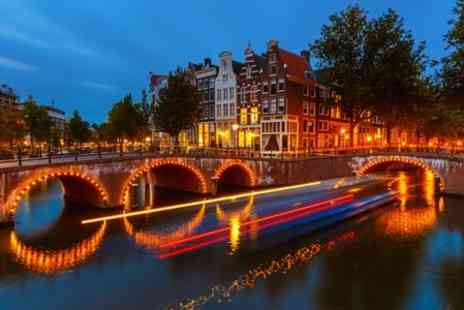 Holiday Inn Amsterdam - Amsterdam: One, Two or Three Night Stay For Two With Breakfast from £59 (Excl. City Tax) - Save 40%