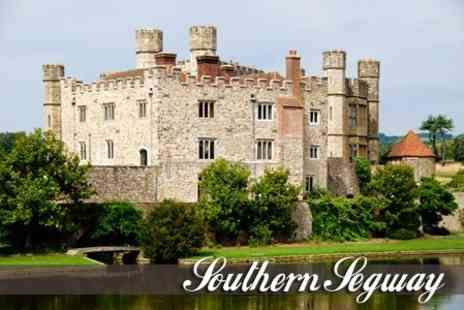 Southern Segway Tours - Segway Tour of Leeds Castle Grounds For Two for £24 - Save 66%