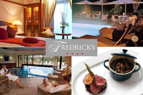 Fredricks Hotel - Spa Day or Overnight Stay - Save 50%
