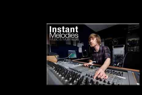 Instant Melodies - Music Production Studio Time Instant Melodies - Save 50%