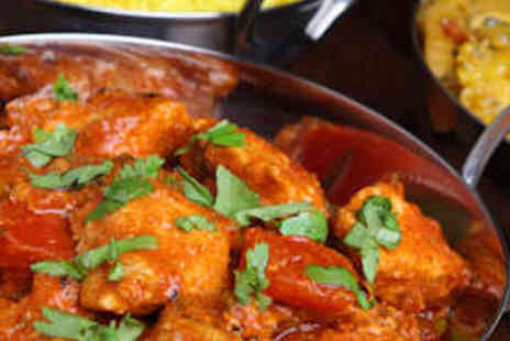 Bollywood Tandoori - Two Course Indian Meal for Two - Save 55%