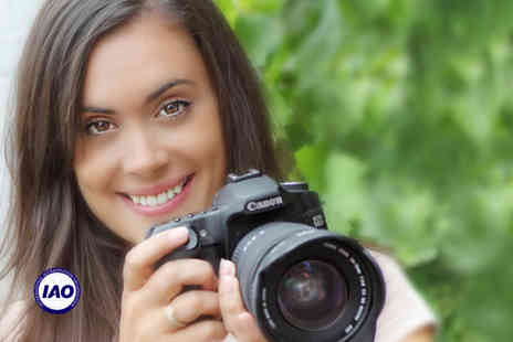 Fab Photo Training  - Interactive online iPhotocourse and learn how to take perfect picture - Save 89%