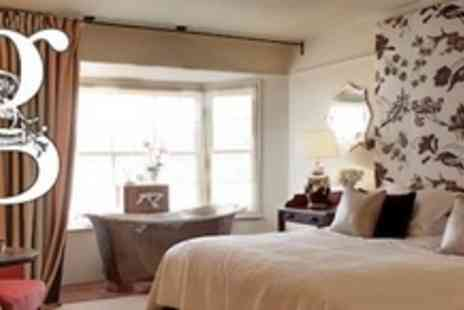 The George - One Night Boutique Stay For Two With Breakfast - Save 66%