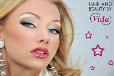Hair and Beauty by Vida - Semi Permanent Eyebrow Make Up - Save 64%