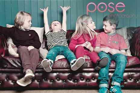 Pose Photography - Photoshoot With Print and Image CD - Save 94%